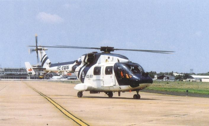 hal advanced light helicopter
